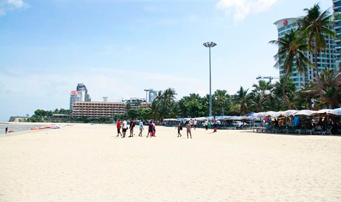Пляжи Паттайи восстанавливаются до первозданного вида