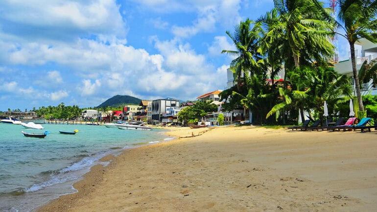 Секреты выбора лучшего пляжа Samui