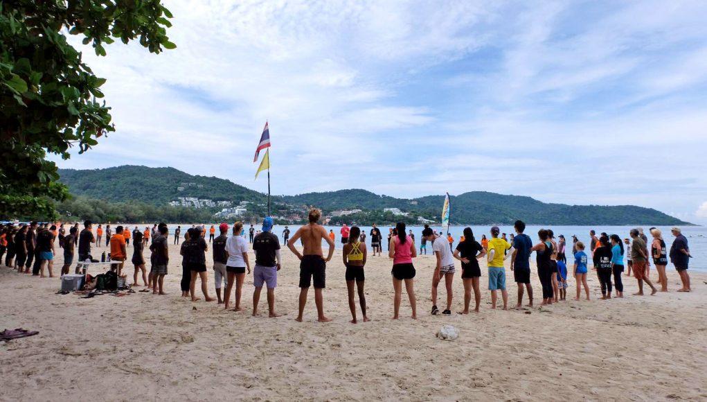Пять лет проекту «Чистый пляж» на Пхукете