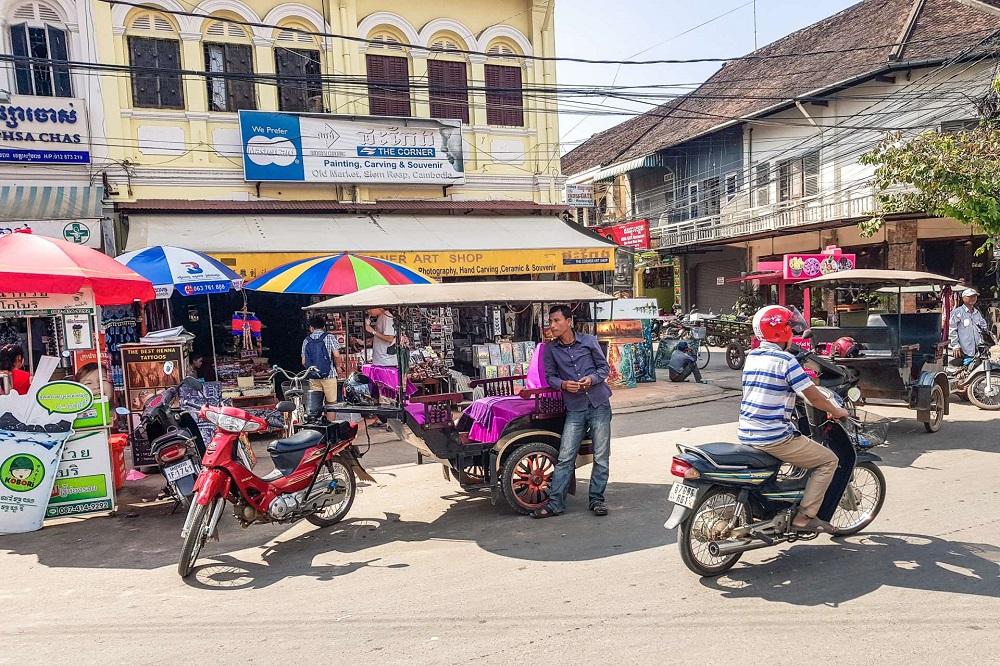 Жить в Камбодже, аренда дома Пномпень за 300$ | Камбоджа 2020