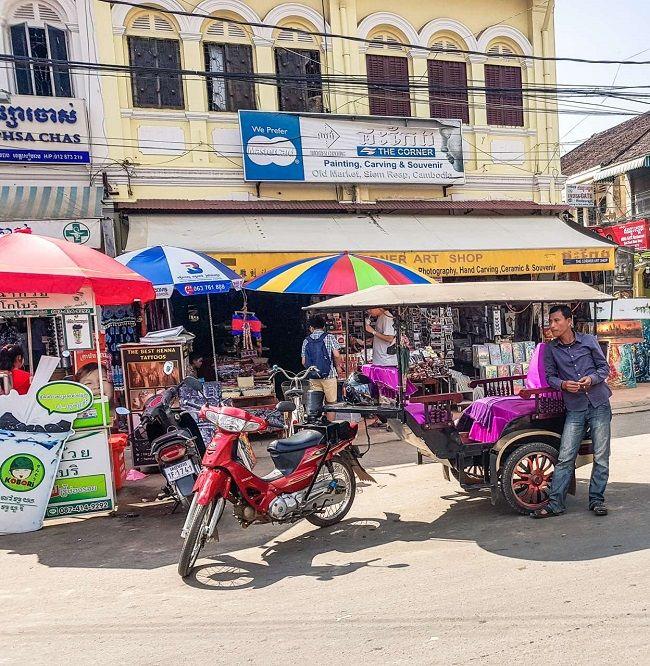 Жить в Камбодже, аренда дома Пномпень за 300$   Камбоджа 2020