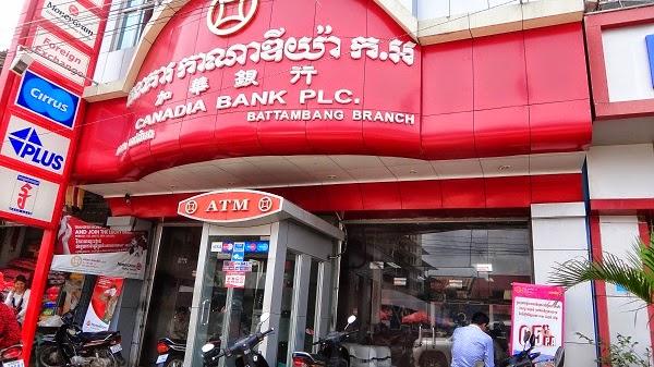 Всё о камбоджийских банковских структурах