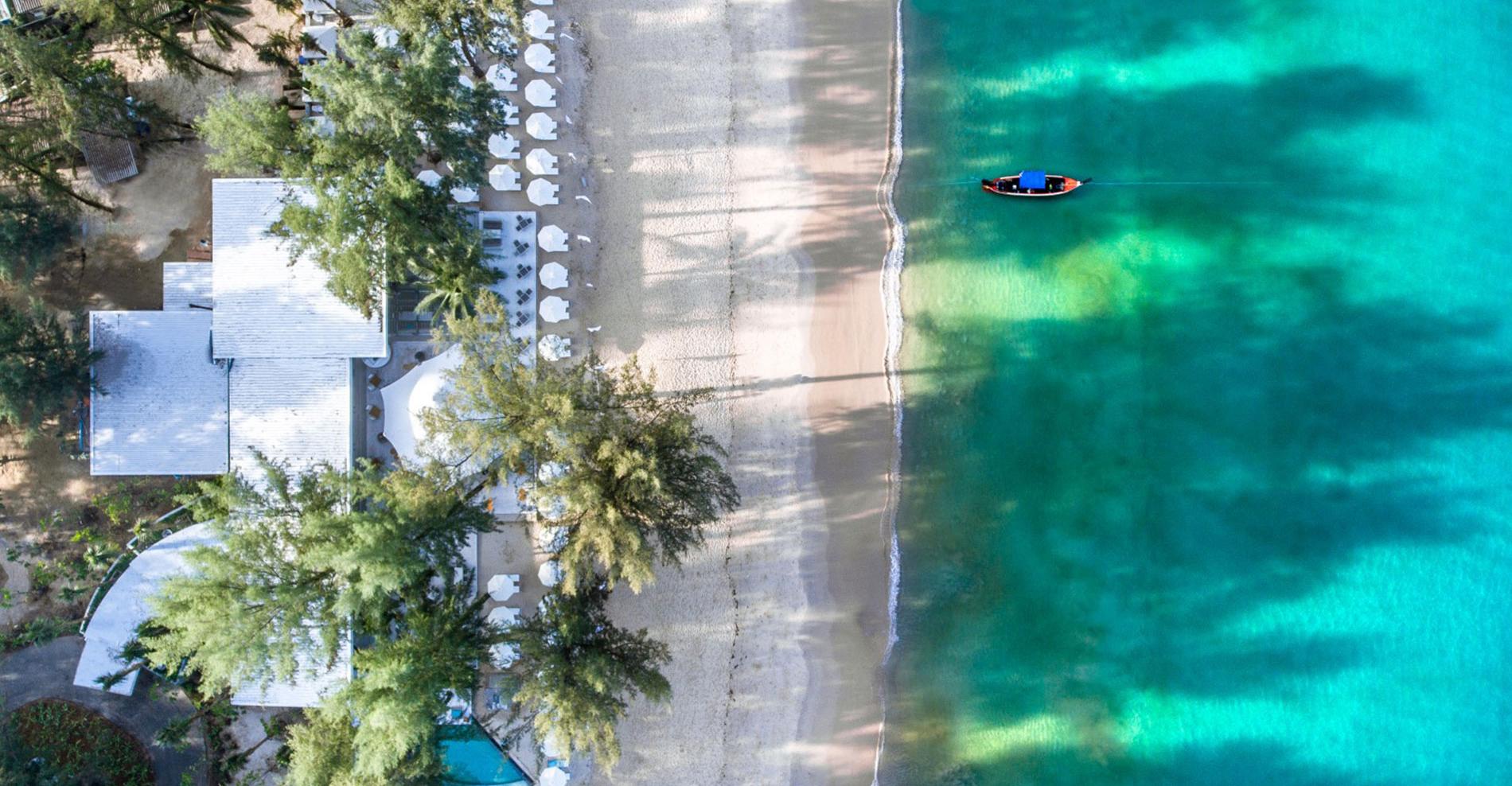 Catch Beach Club на Пхукете: must visit для ценителей качественного пляжного отдыха