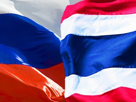 Таиланд и РФ за пять месяцев увеличили объем торговли почти на 80%