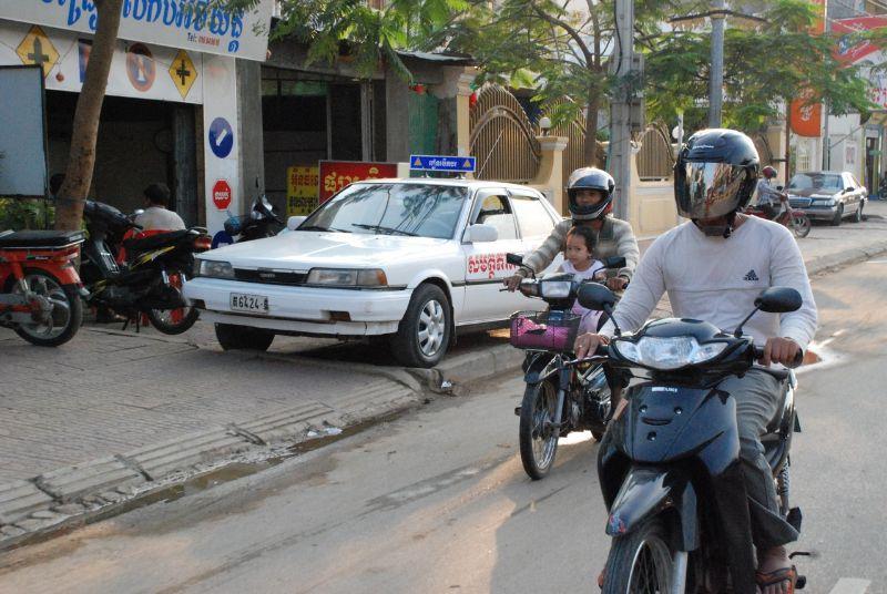 В Камбодже задержан шотландец, проживший на улице в течение года