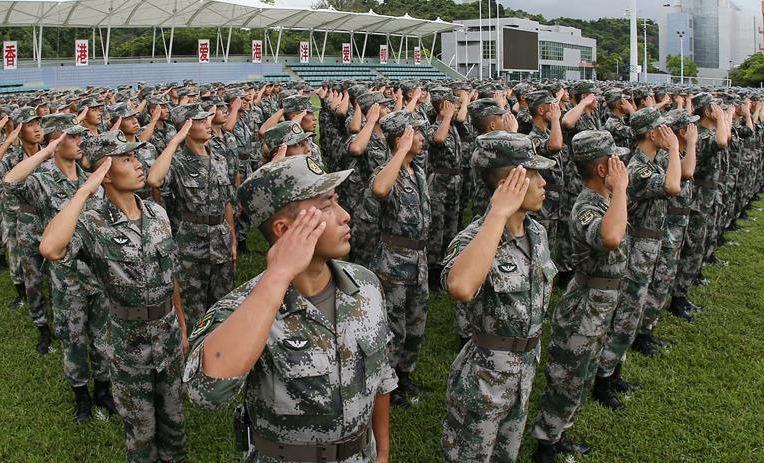 Китай и Таиланд договорились об усилении военного сотрудничества