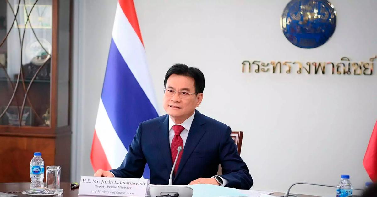 Россия и Таиланд подписали торговый договор