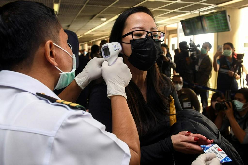 В Таиланде выявили еще 245 случаев COVID-19