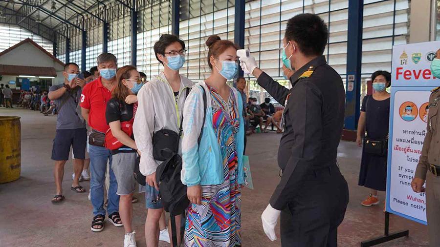 В Камбодже ввели обязательный карантин для приезжающих в страну