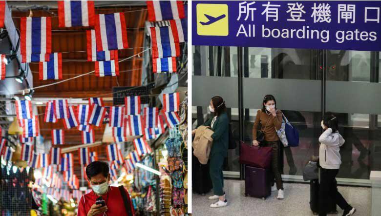 """Владельцы """"Элит виз"""" смогут попасть в Таиланд при условии прохождения карантина"""