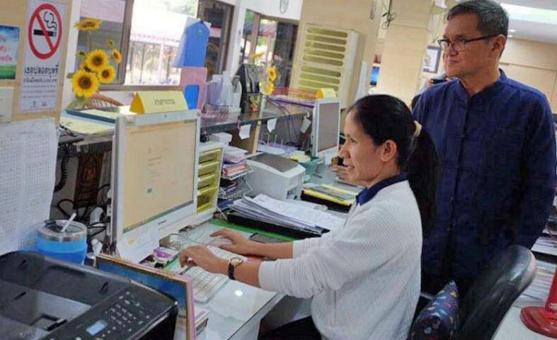 Сельские школы Таиланда переходят на электронное образование