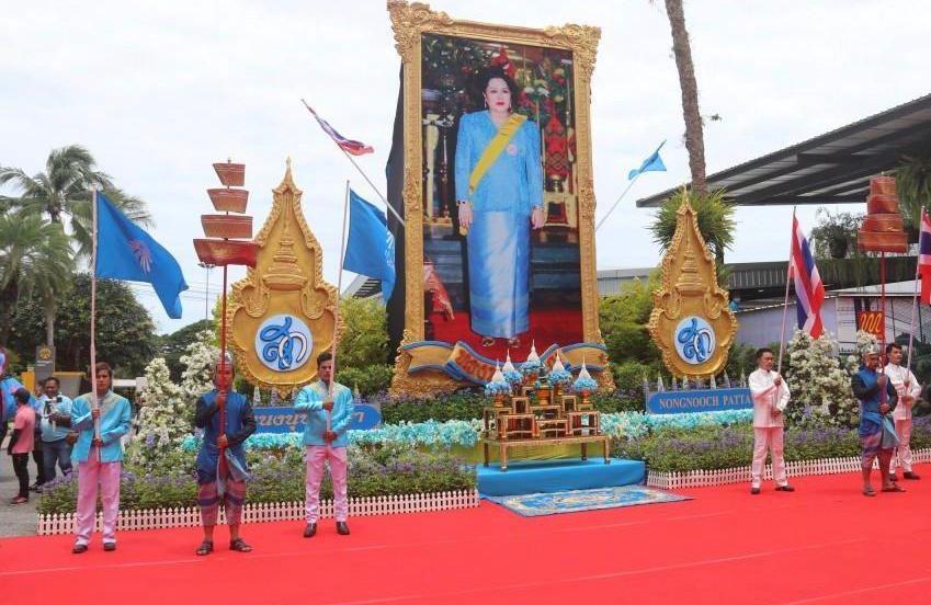 Таиланд отпраздновал день матери и День рождения Ее Величества Королевы