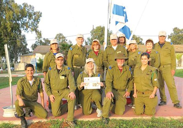 Сар-Эль – волонтерская оборонная программа