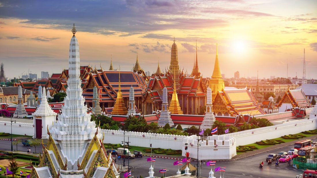 Прогнозируемые доходы Таиланда от туризма упадут