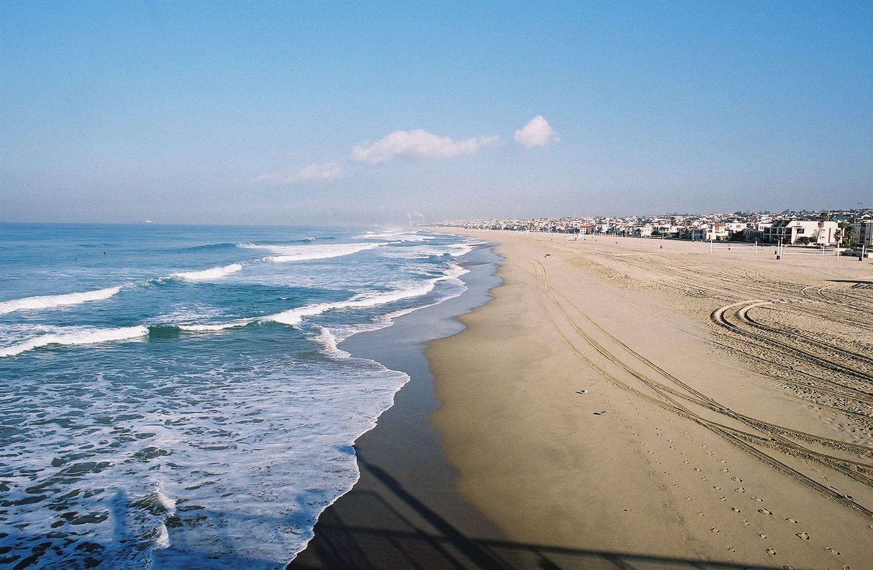 Обзор пляжей Лос-Анджелеса