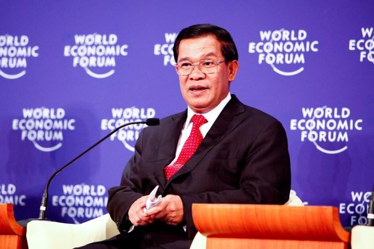 Премьер-министр Камбоджи объявил о запрете на флаг Тайваня