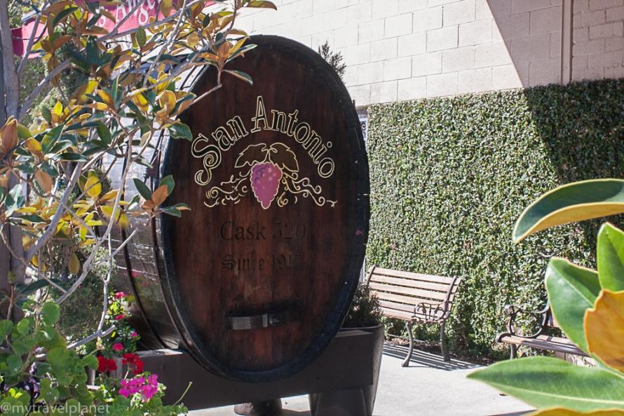 Непознанный Los Angeles: Винодельня San-Antonio