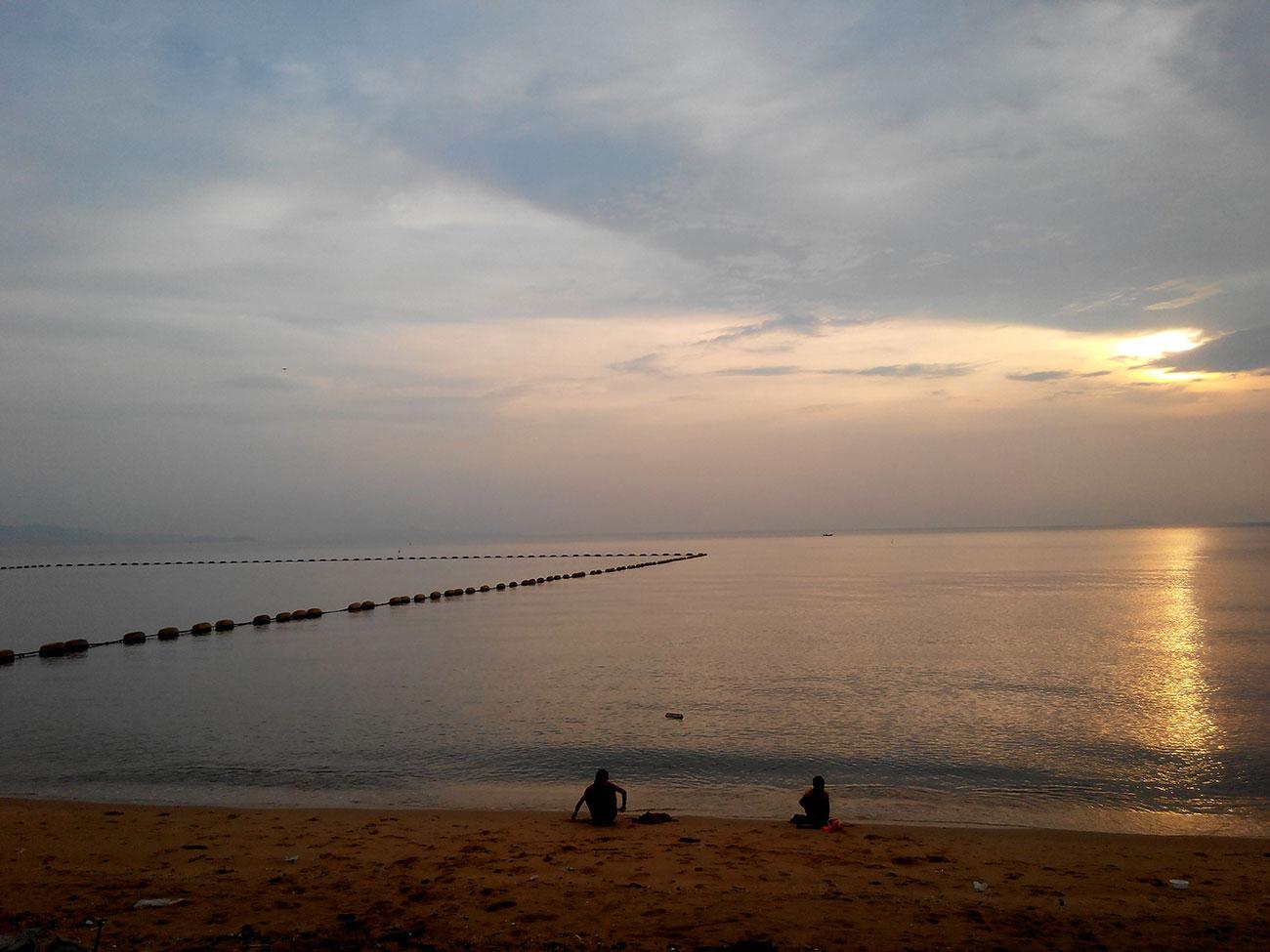 Большие перемены на пляжах Паттайи