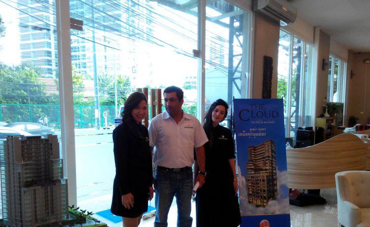 Global Top Group сообщил о завершении строительства фешенебельного высотного жилого комплекса «The Cloud»