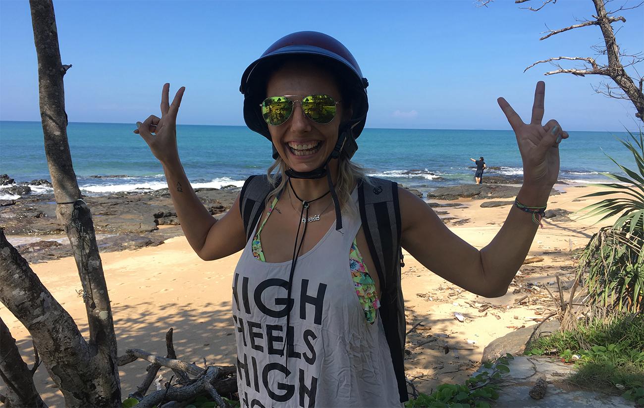 Самые счастливые туристы – в Таиланде