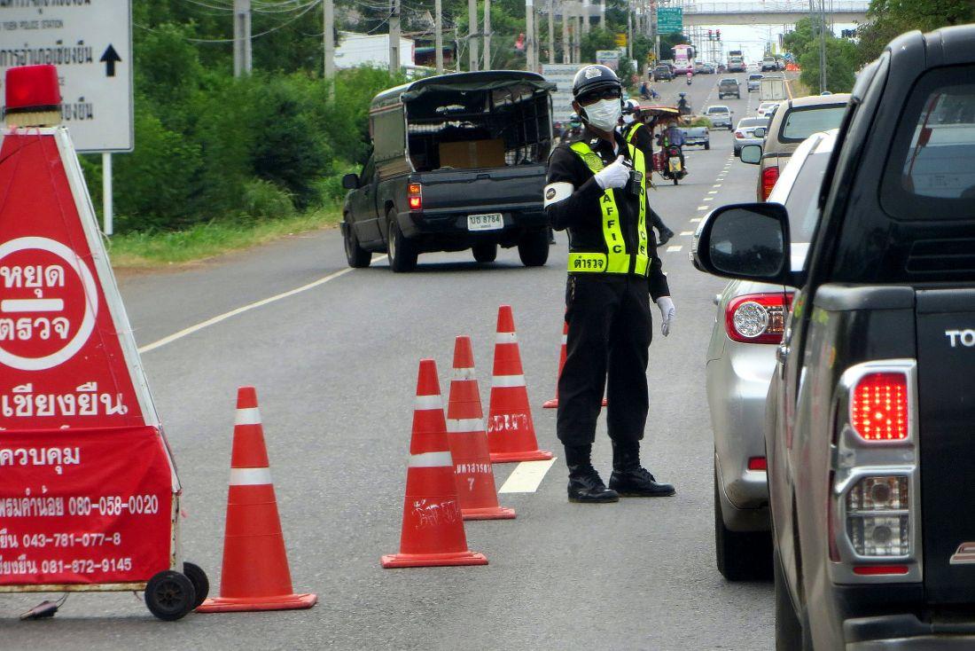 Таиланд вводит цифровые водительские права с 2019 года