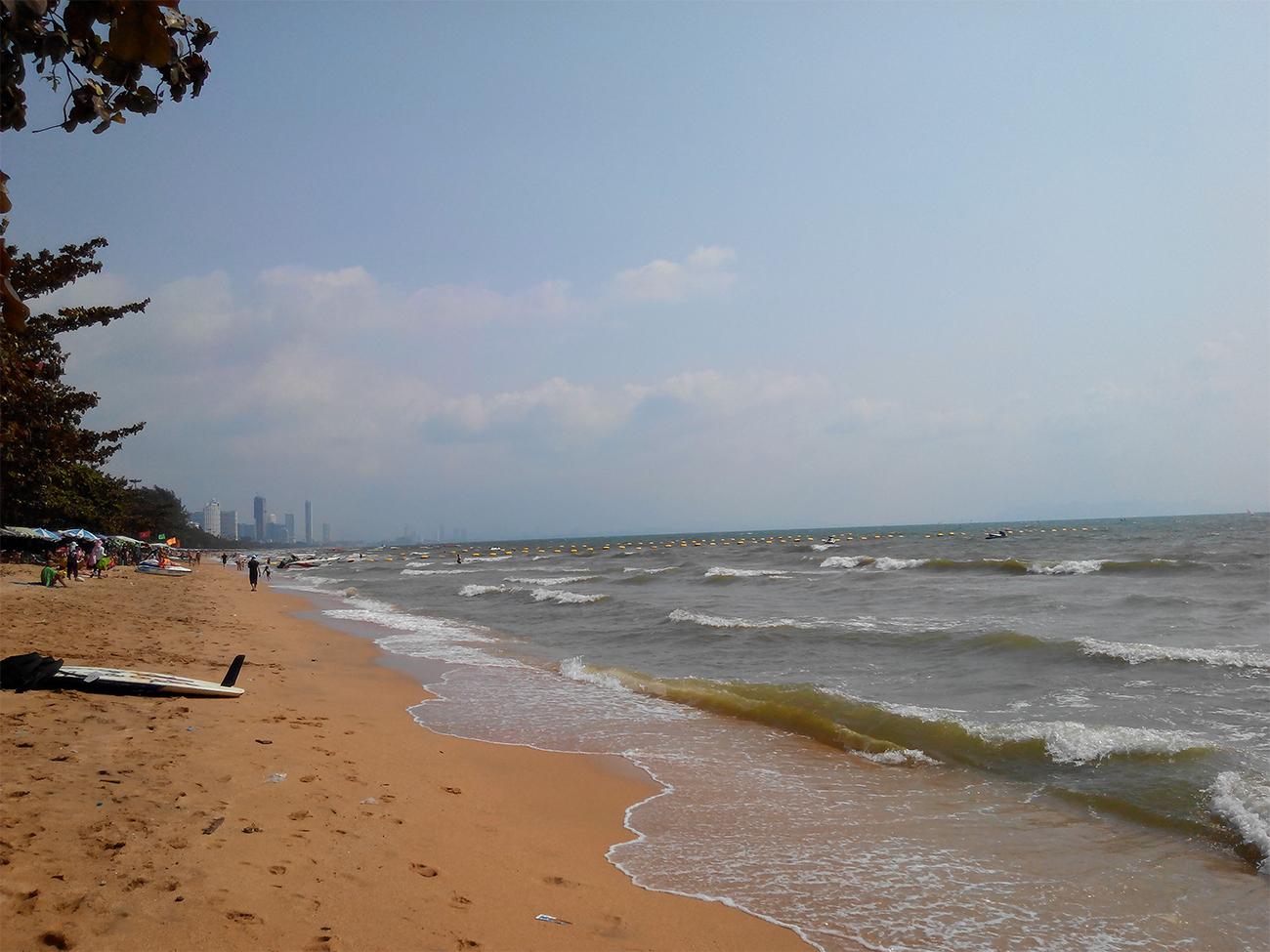 Новые правила для пляжей Паттайи
