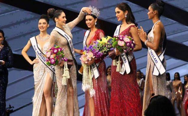 Тайско-канадская модель с Пхукета стала Мисс Вселенная Таиланда