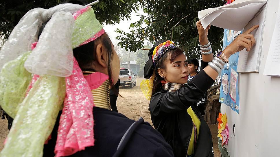 Выборы в Таиланде закончились ничьей