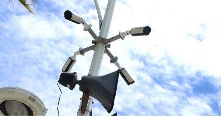 Власти Паттайи признали, что каждая вторая камера видеонаблюдения вышла из строя