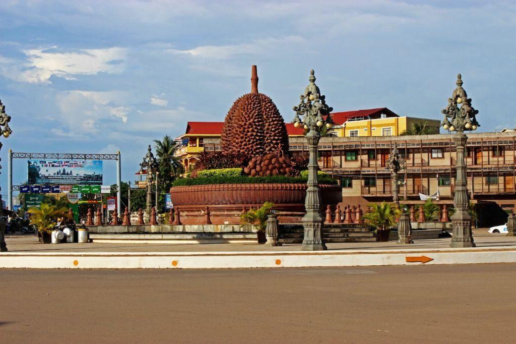 Камбоджа. Провинция Кампот. Окрестности, пещеры, прекрасная природа