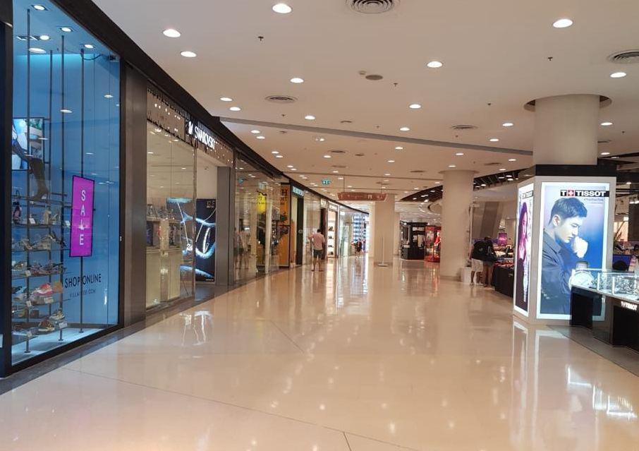Если торговые центры Таиланда откроются 1 мая, шоппинг будут не таким, как раньше