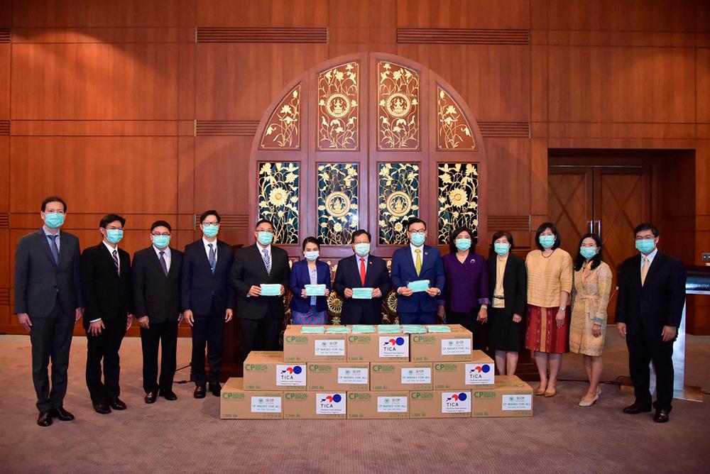 Таиланд поддерживает Мьянму в борьбе с коронавирусом