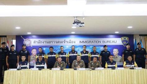 Биометрия в аэропорту Таиланда работает: иммиграция объявила о новых арестах