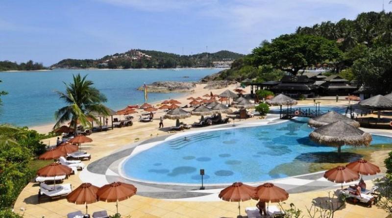 О лучших заведениях гостеприимства Самуи с личными пляжами