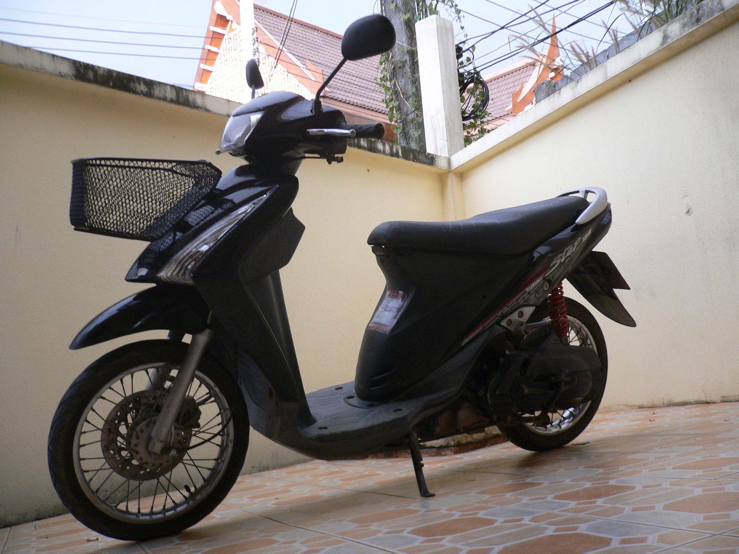 Продам мотобайк Suzuki Step 125cc за 14990 бат