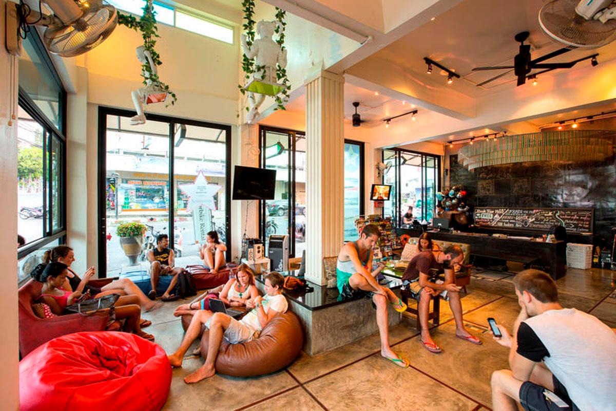 9 лучших хостелов в Таиланде