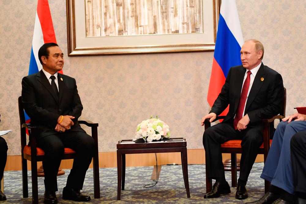 СМИ: Таиланд намерен к 2020 году увеличить двустороннюю торговлю с Россией до $10 млрд