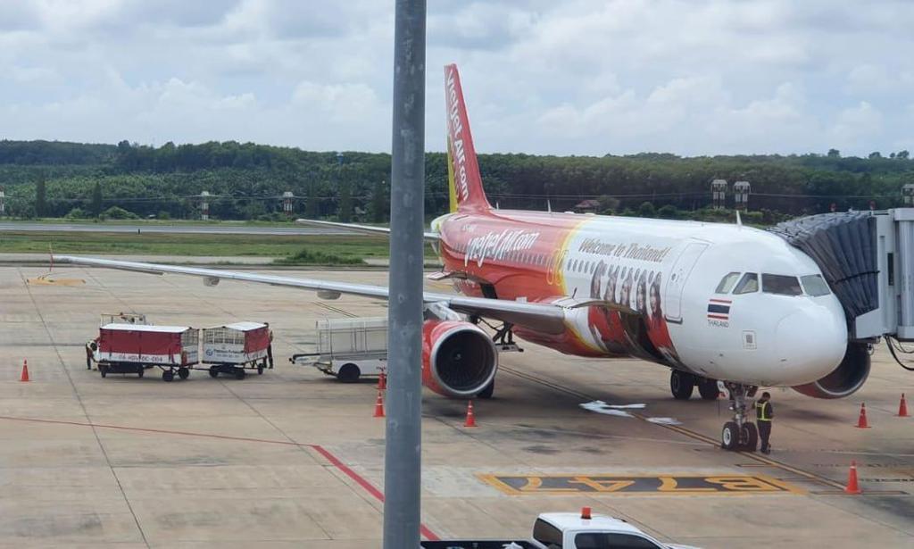 Thai VietJet предлагает скидку 50% на багаж и внутренние перелеты