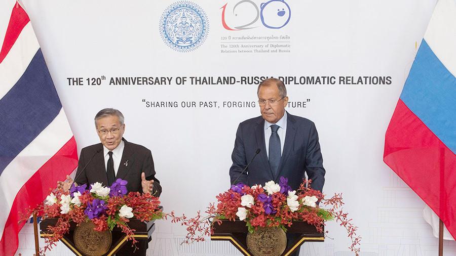 Россия и Таиланд заключили соглашение по ВТС на пять лет