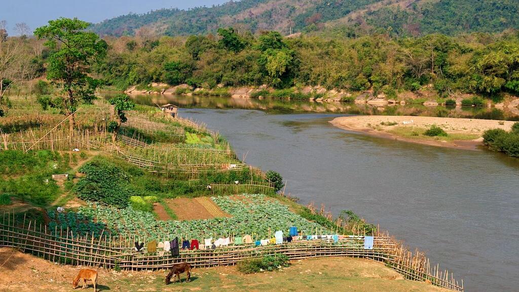 Китай, Таиланд, Лаос и Мьянма в 77-й раз совместно патрулируют реку Меконг