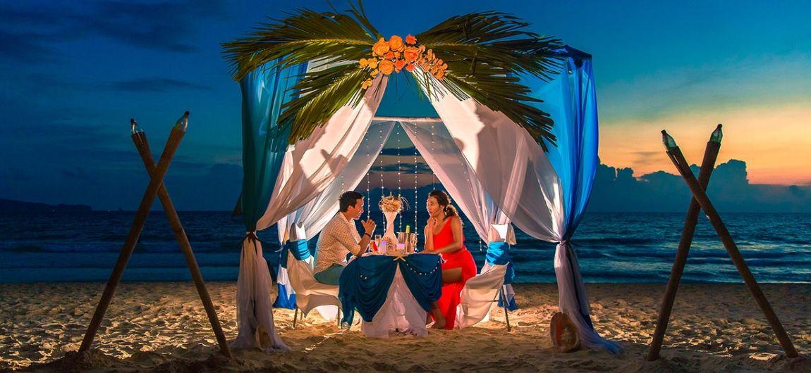 10 ресторанов для романтического ужина на острове Пхукет
