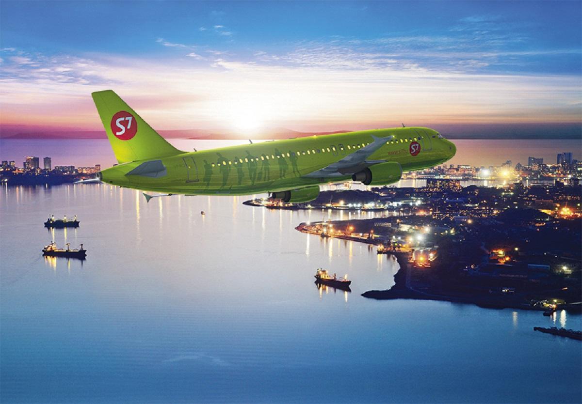 Осенью «S7 Airlines» запустит прямые рейсы из Новосибирска на Пхукет