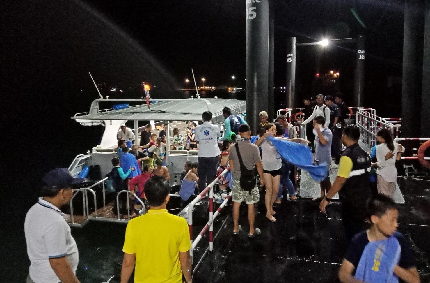 Затонувшую на Пхукете лодку, где погибли 47 туристов из Китая, выставили на аукцион