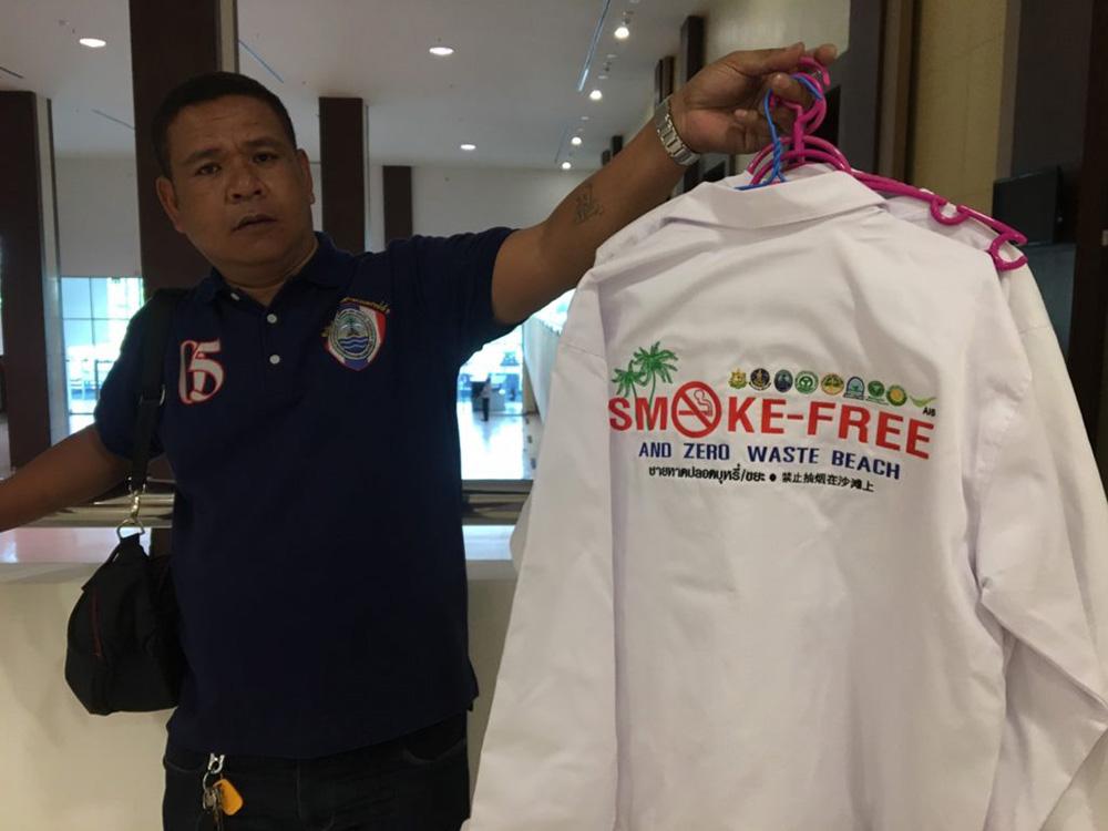 С 1 февраля курение запрещается на всех пляжах Тайланда