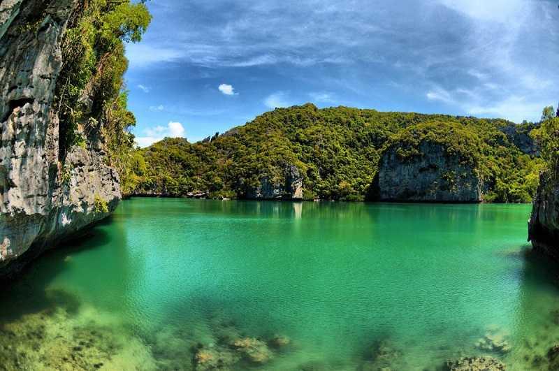 Знакомимся с островами островов – удивительными местами вблизи Пангана и Самуи