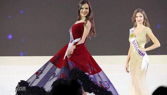 Брянская модель признана самой талантливой на конкурсе красоты в Таиланде