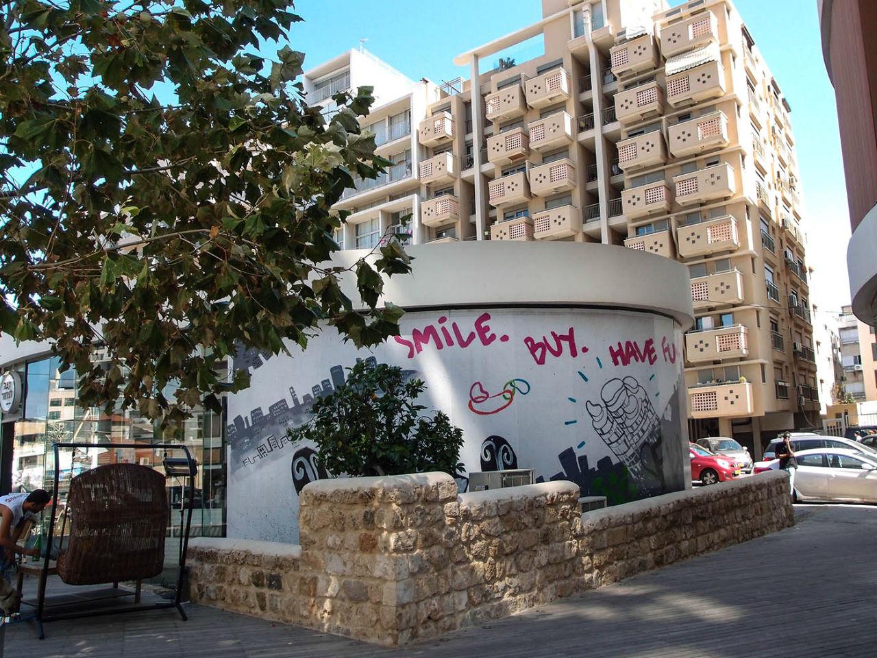 Флорентин: секрет нестареющего граффити