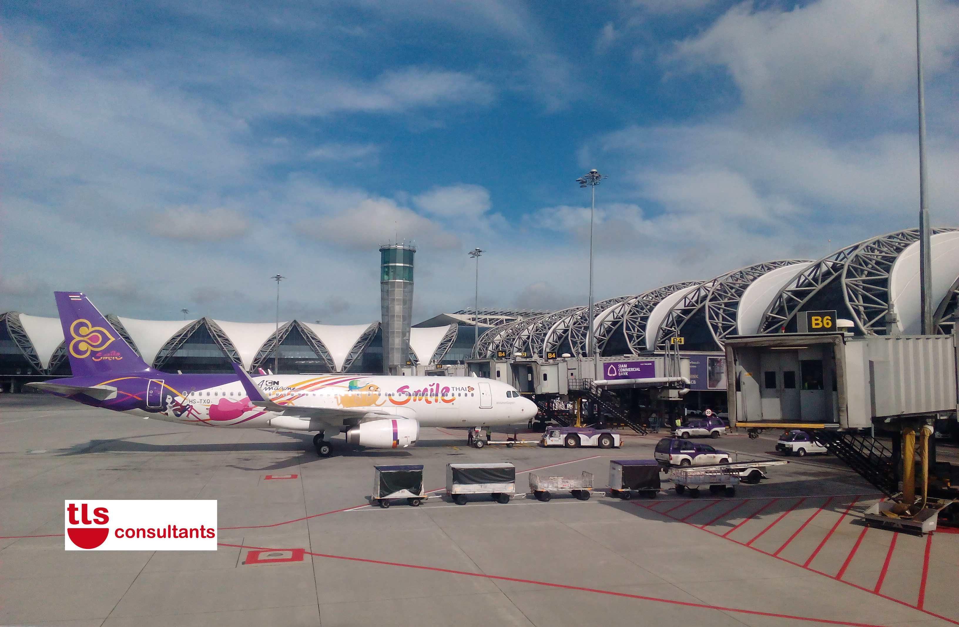 Тайские авиалинии объявили о планах на 2017 год