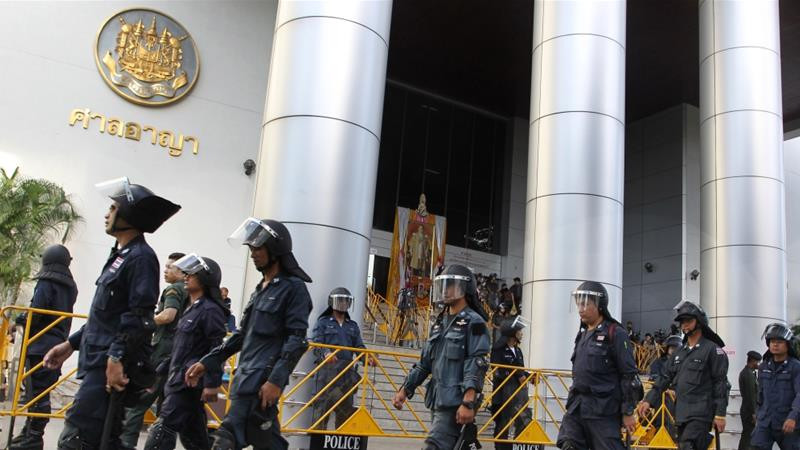 В Таиланде организатор серии взрывов в Бангкоке приговорен к 111 годам заключения