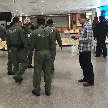 Полиция обнаружила в пикапе на юге Таиланда 41 самодельную бомбу